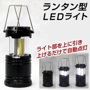 ランタン型LEDライト 1個 キャンプライト 防災 国華園 kokkaen