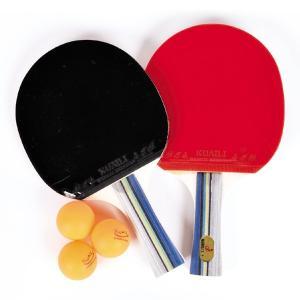 卓球ラケット & ボールセット 1組 kokkaen