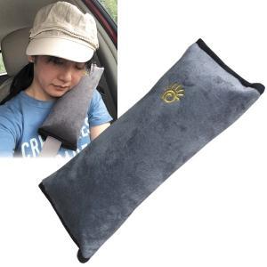 シートベルトまくら 2個組 通常価格1058円がクリアランス価格で73%OFFの280円に カークッション 枕|kokkaen