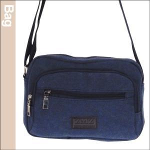 帆布製バッグ・青 1個|kokkaen