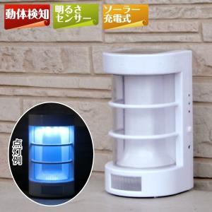 LEDガーデンライト 投光器 庭園灯 置き型LEDソーラーライト 1個|kokkaen