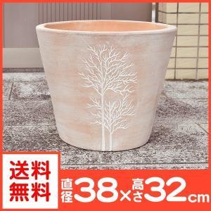 ベトナム鉢 ニャチャン・大 1個 植木鉢 テラコッタ おしゃれ アンティーク|kokkaen