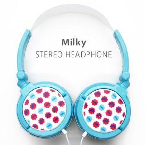 ヘッドホン バンダイ ミルキー ステレオヘッドフォン 1個 通常価格2380円がクリアランス価格で30%OFFの1666円に MLK-21A|kokkaen