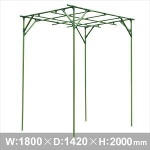 園芸支柱 支柱 藤棚(小)・N 1台 果樹棚 パーゴラ|kokkaen
