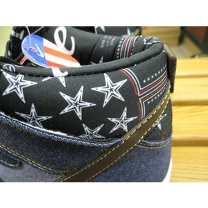 ナイキ NIKE スニーカー ダンク コンフォート/DUNK COMFORT/カラー:デニム×トラックブラウン-セイル /705434 401|kokkidozao|05