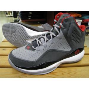adidas  アディダス バスケットボールシューズ デリックローズ ドミネイト2/D ROSE DOMINATE II/カラー:ライトオニキス×コアブラック×スカーレット/S83841|kokkidozao