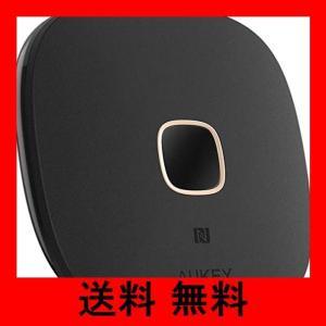 AUKEY Bluetoothレシーバー ブルートゥース オーディオレシーバー NFC機能搭載 ワイ...