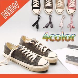 春夏にピッタリ。2種類の靴ひもがセット サテンのリボンとシンプルな靴紐、がらりと違った雰囲気が楽しめ...
