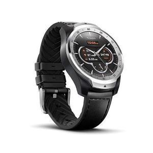 TicWatch Pro スマートウォッチ 長い待機時間 二重層ディスプレイ スポーツ腕時計 心拍計 GPS 歩数計 健康管理 電話着信/LINE通 kokona0221