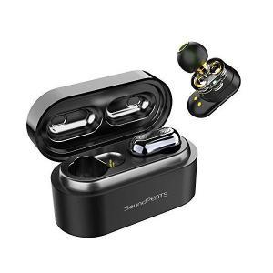 【改善版 高音質】ワイヤレスイヤホン デュアルドライバー SoundPEATS(サウンドピーツ) Truengine AAC対応 Bluetooth kokona0221
