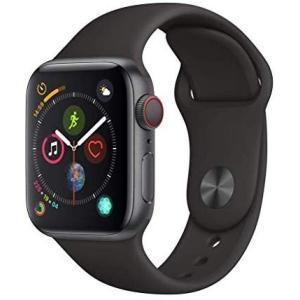 Apple Watch Series 4(GPS + Cellularモデル)-44mm