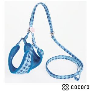 訳あり 在庫処分 ドギーマン ソフトハーネス リード S スター 小型犬用 リード|kokoro-kokoro