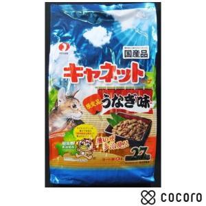 訳あり 在庫処分 キャネットチップ うなぎ味(2.7kg) 猫 キャットフード ドライ ◆賞味期限 2020年12月 kokoro-kokoro