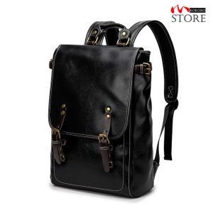 リュックサック メンズ カバン 鞄 リュック デイバッグ おしゃれ 合成皮革 大容量 大きめ A4 通勤 通学 人気 kokoro1090