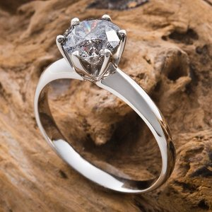 VS プラチナPt900|1.2ctダイヤリング|指輪|19号(鑑別書付き)|kokoroes