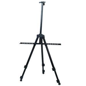 イーゼル 三脚 高さ最大160cm 調整可 スタンダード看板用三脚  ライティングボード専用三脚 スタンド|kokoroes