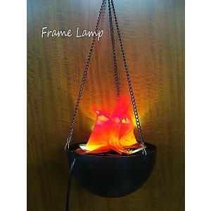フレームランプ フレームライト 光るグッズ・萌えるグッズ・火鉢|kokoroes