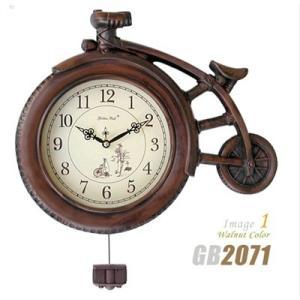 gb2071クラシックst 振り子時計/電波時計
