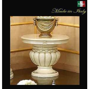 イタリア製 サイドテーブル 花台|kokoroes