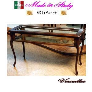 イタリア製ねこ脚ショーケース コレクションケース 家具収納家具 送料無料 お姫様 姫系 ロマンチック ロマンティック|kokoroes