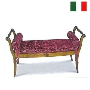 イタリア製クィーンズベンチ ピンク W114 送料無料 お姫様 姫系 ロマンチック ロマンティック|kokoroes