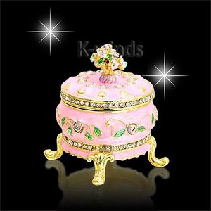 キラキラアクセサリーケース (宝石箱)|kokoroes