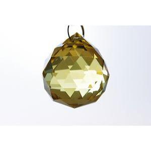 風水クリスタルアンティークシャンデリアパーツ クリスタルガラスボール/サンキャッチャー|kokoroes