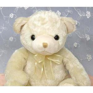 可愛いベアー ぬいぐるみ 白熊|kokoroes