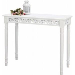 コンソール テーブル ホワイト|kokoroes