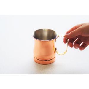 純銅製ビアマグ  16oz (460ml)  新光金属 銅 燕市 国産 銅製品 酒器 アイスコーヒー グラス マグカップ|kokoshoku|06