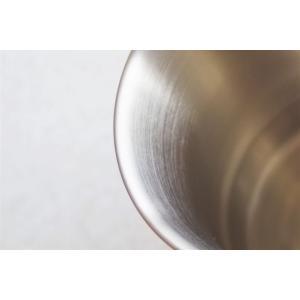 純銅製ビアマグ  16oz (460ml)  新光金属 銅 燕市 国産 銅製品 酒器 アイスコーヒー グラス マグカップ|kokoshoku|07