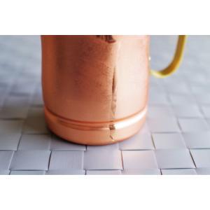 純銅製ビアマグ  16oz (460ml)  新光金属 銅 燕市 国産 銅製品 酒器 アイスコーヒー グラス マグカップ|kokoshoku|10