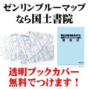 ゼンリン土地情報地図 ブルーマップ 北海道 札幌市中央区 発行年月201903 01101040W