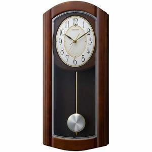 [文字入れ・名入れOK] 際立つ高級感あるハイグレード・クロック 高級木枠を使用しています RHYTHM/リズム 電波時計/掛け時計 【RHG-M95】|kokuga-shop