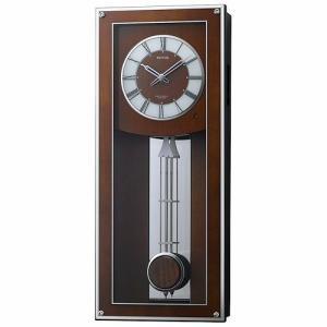 [文字入れ・名入れOK] 際立つ高級感あるハイグレード・クロック 高級木枠を使用しています RHYTHM/リズム 電波時計/掛け時計 【プライムフィールド】|kokuga-shop