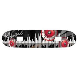 スケートボード 31インチ オンダスケートボード スケボー ミュージック 1台