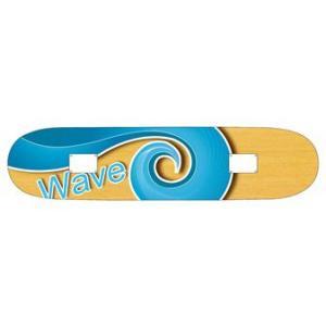 スケートボード 31インチ オンダスケートボード スケボー ウェイブ 1台