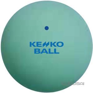 軟式テニス ボール トレーニング カラーボール 練習用 ナガセケンコー ケンコーソフトテニスボール スタンダード グリーン|kokusai-shop