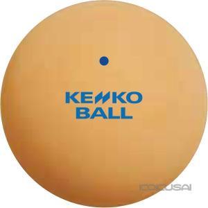 軟式テニス ボール トレーニング カラーボール 練習用 ナガセケンコー ケンコーソフトテニスボール スタンダード オレンジ|kokusai-shop