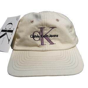 CK Jeans キャップ -展示品のため焼け等あり-|kokusai-shop|03