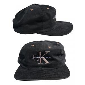 CK Jeans キャップ -展示品のため焼け等あり-|kokusai-shop|05