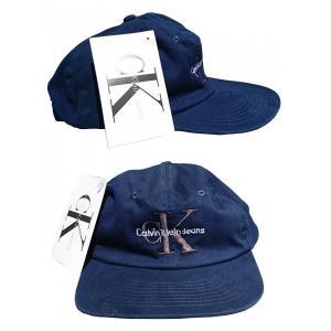 CK Jeans キャップ -展示品のため焼け等あり-|kokusai-shop|06