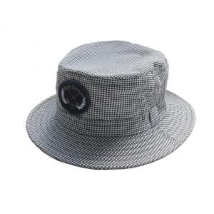 ワールドダイヤモンド(WorldDiamond) メンズ帽子 ハット OH40 チェック柄|kokusai-shop