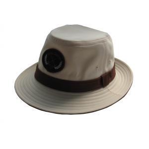 ワールドダイヤモンド(WorldDiamond) メンズ帽子 ハット OH31 ベージュ/ブラウン|kokusai-shop