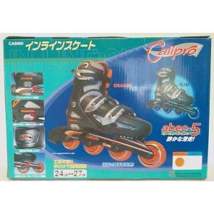 インラインスケート Calipro CA9000 アジャスタブルタイプ 24cm〜27cm 1足|kokusai-shop|03
