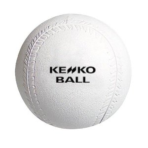 ナガセケンコー ケンコーソフトボールスローピッチ インステッチ ウレタン芯 S14N-UR 1個|kokusai-shop