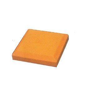 コクサイ KOKUSAI ハイスピリットベース オレンジ 一般用(ソフトボール用) RB356 1枚|kokusai-shop