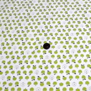 スケアープリント(りんご グリーン)|komachi