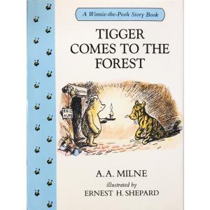 中古並品 / Tigger Comes to the Forest (Winnie-the-Pooh) / Milne, A. A.  / Methuen komadori-jp