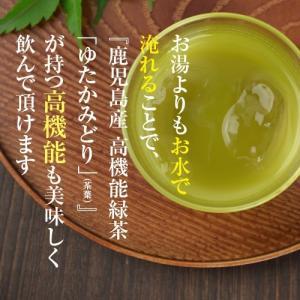 ためしてガッテン エピガロカテキン ゆたかみどり 80g 茶葉タイプ komaki-tea 05